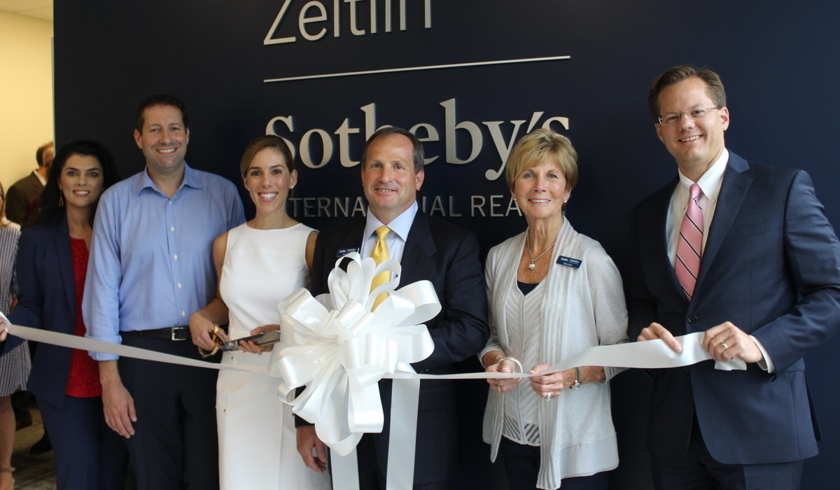 New Real Estate Partnership, Zeitlin Sotheby's Opens Franklin Office 5