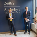New Real Estate Partnership, Zeitlin Sotheby's Opens Franklin Office