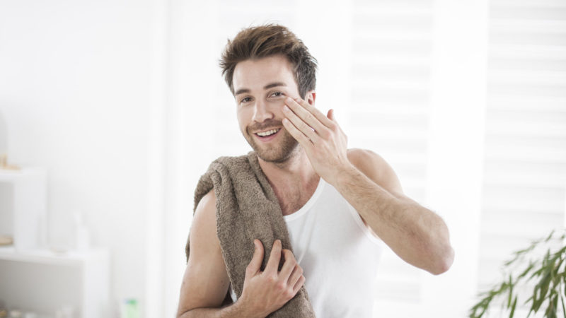 Winter Skin Care  for the Men 3
