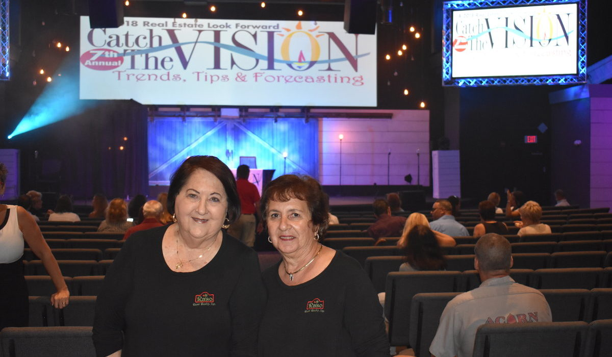 Seventh Annual Catch the Vision Event 2