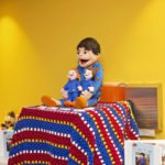 Mighty Mikey Foundation Donates Puppet to Golisano Children's Hospital 11