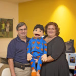Mighty Mikey Foundation Donates Puppet to Golisano Children's Hospital 8