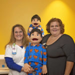 Mighty Mikey Foundation Donates Puppet to Golisano Children's Hospital 5