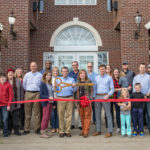 Mike Roy Ribbon-Cutting