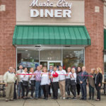 Music City Diner One-Year Anniversary and Ribbon-Cutting 4