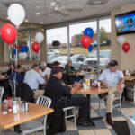 Music City Diner One-Year Anniversary and Ribbon-Cutting 1