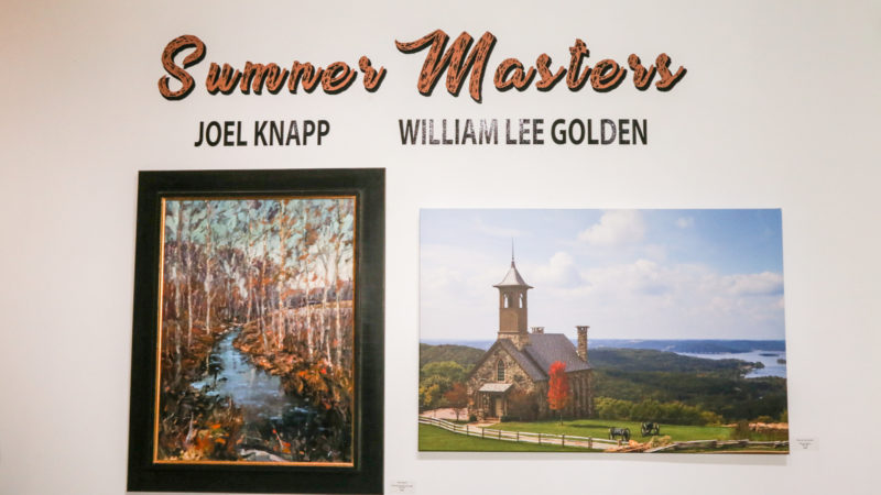 Monthaven Arts and Cultural Center Hosts Sumner Masters