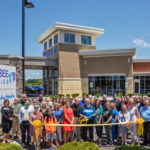 Tennessee Pediatrics and Just 4 Kids Teeth Ribbon Cuttings 1