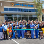 Tennessee Pediatrics and Just 4 Kids Teeth Ribbon Cuttings