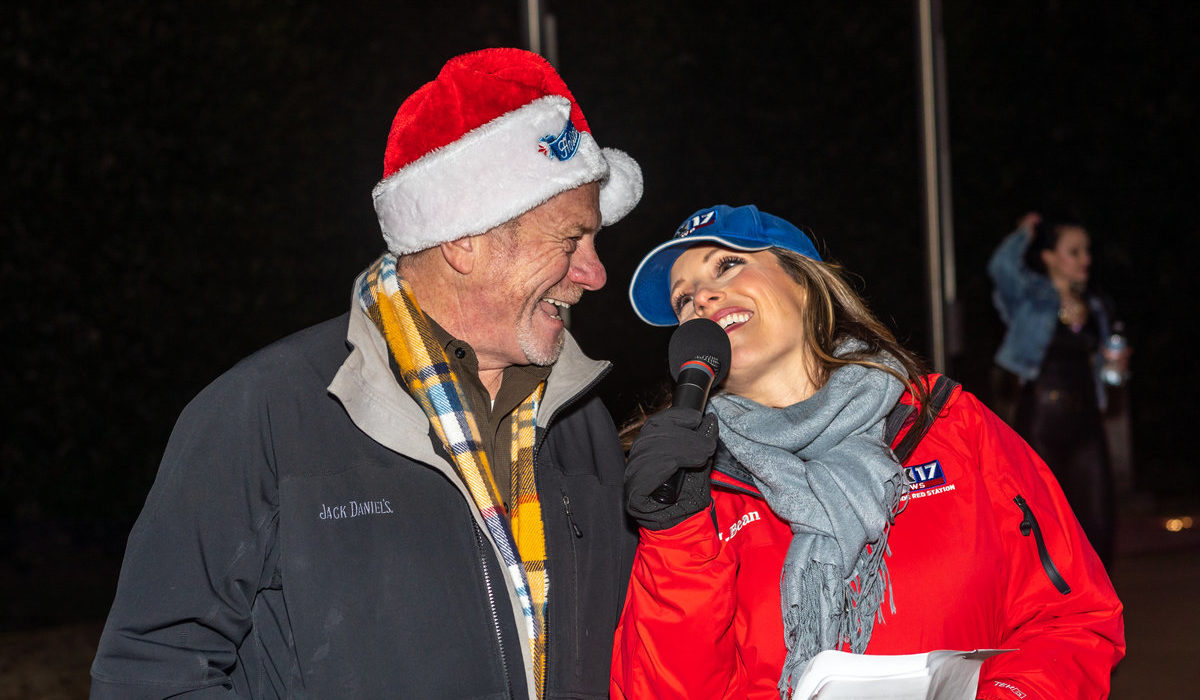Hendersonville Christmas Tree Lighting Ceremony 2