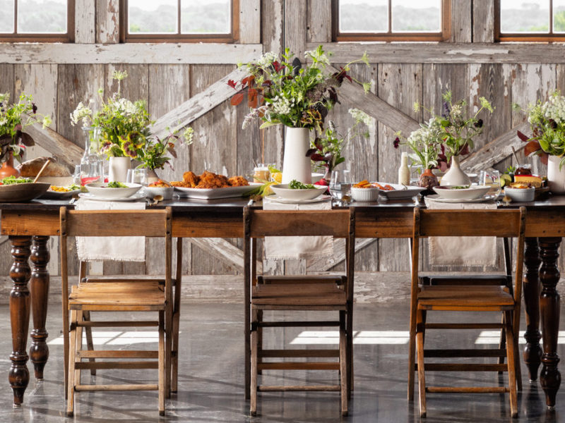 Farm-to-Table Entertaining Al Fresco 25