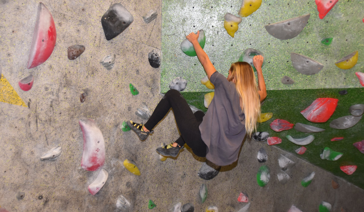 Climbing for Body and Mind 4