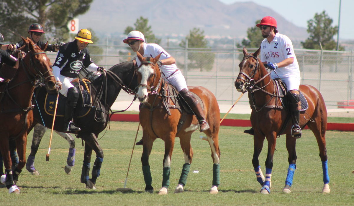 1st Outdoor Polo Game 6