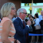 Henderson Chamber New Office Ribbon-Cutting 7