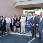 Henderson Chamber New Office Ribbon-Cutting