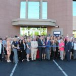 Henderson Chamber New Office Ribbon-Cutting 1