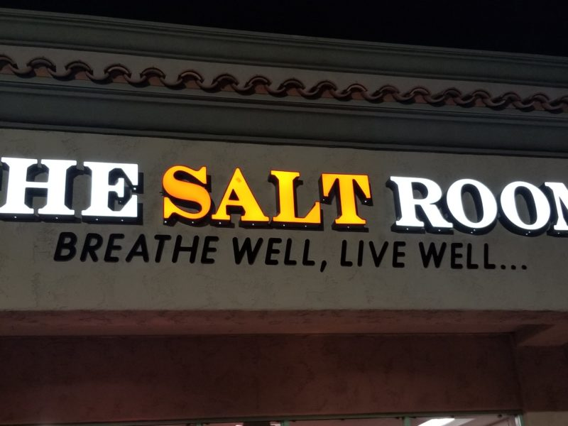The Salt Room 2