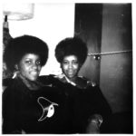 Cheryl Johnson + her mom