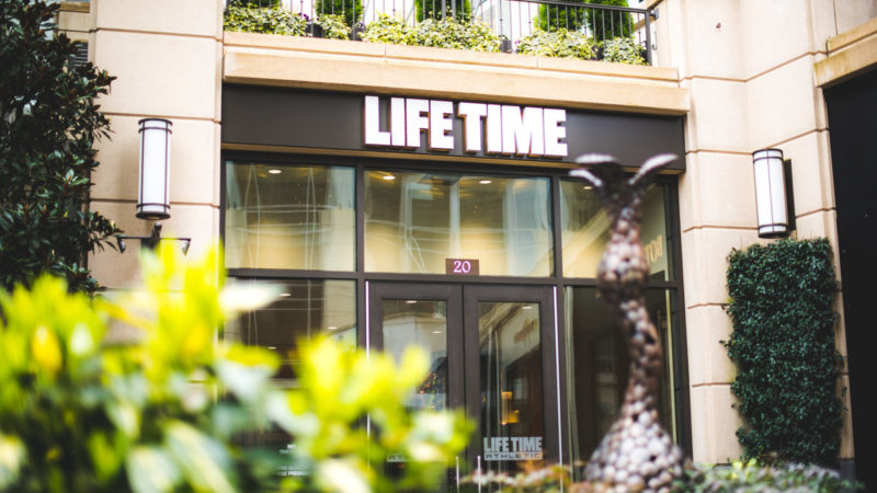 Grand Opening Party: Life Time Athletic Bellevue 11