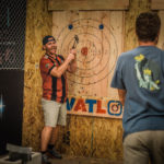 Male Hot Spots: Eat. Drink. Throw Axes. 9
