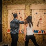 Male Hot Spots: Eat. Drink. Throw Axes. 11