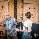 Male Hot Spots: Eat. Drink. Throw Axes. 12