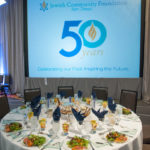 Jewish Community Foundation Hosts 50th Anniversary Brunch 1