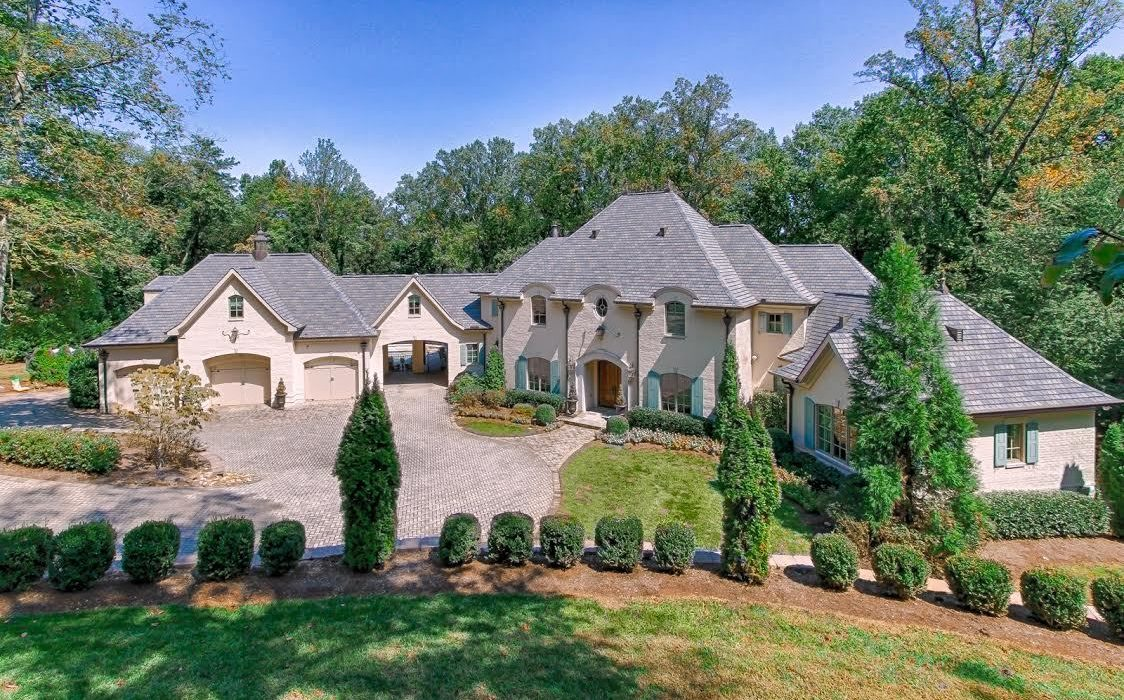 French Country Estate Perfect for Active Family 1