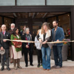 Bliss & Tori Mason Shoes Ribbon-Cutting 14
