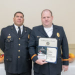 Gaithersburg Chamber of Commerce Police Officer Awards 5