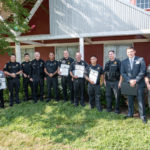 Gaithersburg Chamber of Commerce Police Officer Awards 3