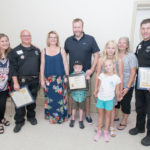 Gaithersburg Chamber of Commerce Police Officer Awards 10