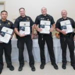 Gaithersburg Chamber of Commerce Police Officer Awards 8