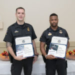 Gaithersburg Chamber of Commerce Police Officer Awards 7