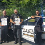 Gaithersburg Chamber of Commerce Police Officer Awards