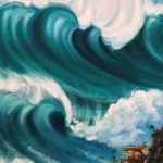 MAKING WAVES: Hilbert Museum Pays Tribute to Surf-Art Legends John Severson and Rick Griffin 1