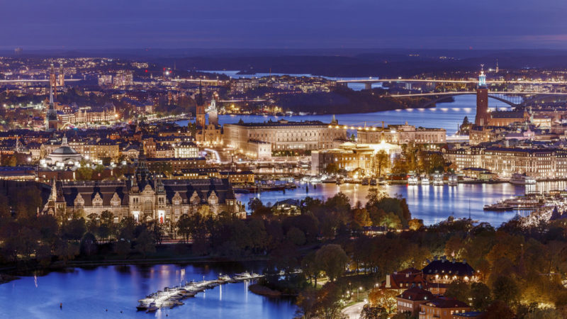 Stockholm, One of the Great Cities of the World 7