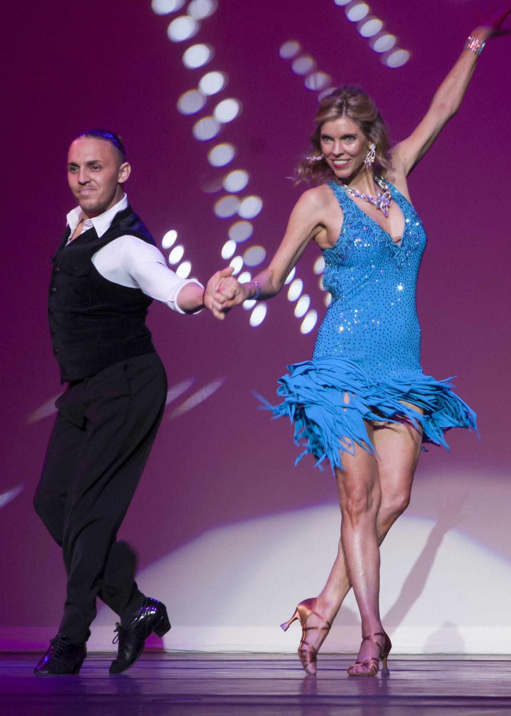 """Dancing for Tomorrow's Stars"" Entertains 2"