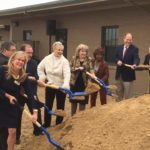 Children's Advocacy Center for Denton County Groundbreaking