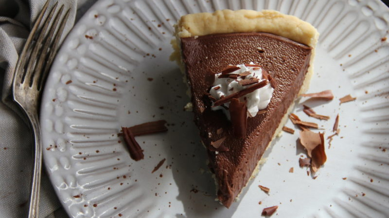 The Perfect Chocolate Pie 2
