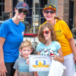 Second Annual Rhythms at the River Walk/Duck Derby a Family Affair