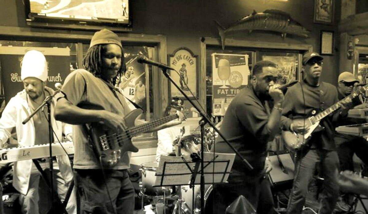 Dub Masters Set to Take the Stage New Year's Eve at the Sandbar 4