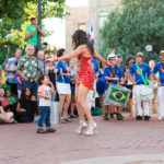 Colorado Brazil Fest 2018 Samba on the Mall