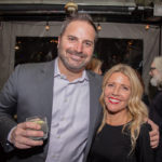 Julie Meko of Compass Real Estate Annual Client Appreciation Holiday Party 2