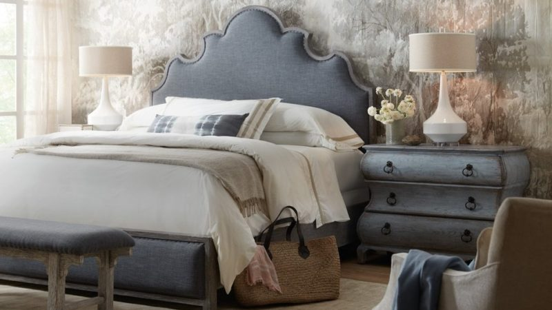 New-School Home Furnishings with Old-School Flair
