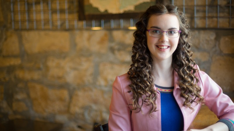 Heather Manning: Success Comes Early for Teen Author and Actress
