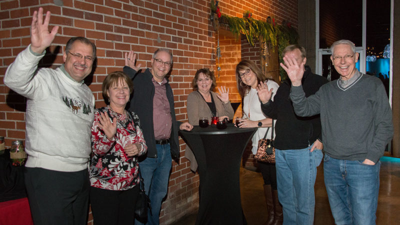 The Tremble's Holiday Soiree 10