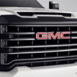 The 2020 GMC Sierra Heavy Duty AT4 1