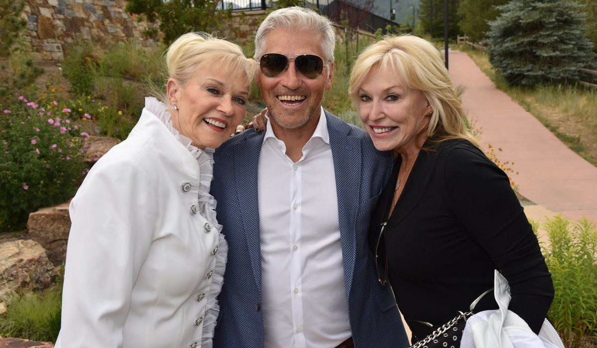 Opening Night of The New York Philharmonic Orchestra in Vail 1