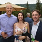 Opening Night of The New York Philharmonic Orchestra in Vail